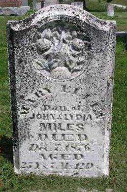 MILES, MARY ELLEN - Madison County, Iowa | MARY ELLEN MILES
