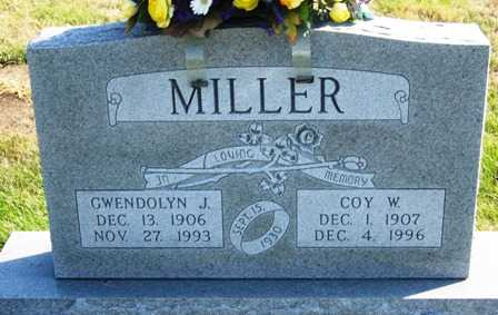 MILLER, GWENDOLYN JANE - Madison County, Iowa | GWENDOLYN JANE MILLER