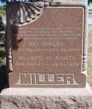 MILLER, ELIAS