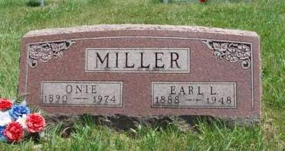MILLER, EARL LEONARD - Madison County, Iowa | EARL LEONARD MILLER