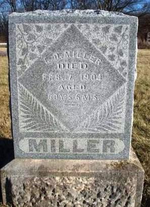 MILLER, LEANDER D.