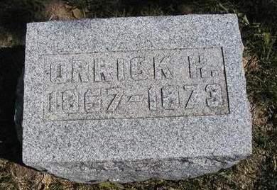 ROBERTS, ORRICK HARROLD - Madison County, Iowa | ORRICK HARROLD ROBERTS