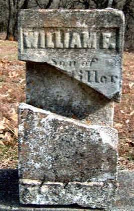 MILLER, WILLIAM FRANKLIN - Madison County, Iowa | WILLIAM FRANKLIN MILLER