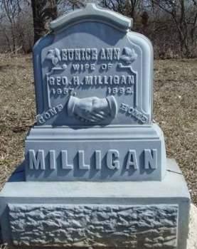 MILLIGAN, EUNICE ANN - Madison County, Iowa | EUNICE ANN MILLIGAN