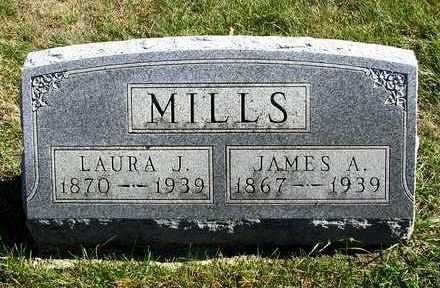 MILLS, LAURA JANE - Madison County, Iowa | LAURA JANE MILLS