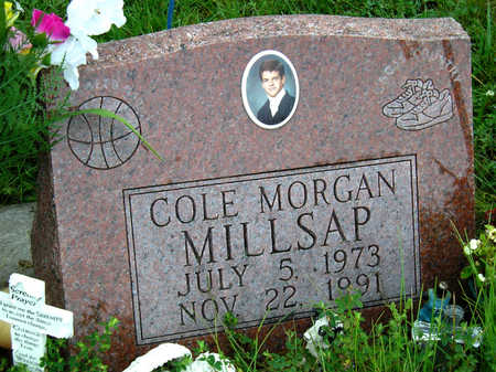MILLSAP, COLE MORGAN - Madison County, Iowa | COLE MORGAN MILLSAP