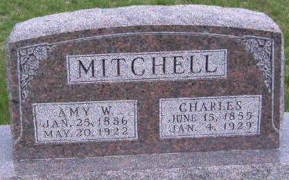 MITCHELL, AMY W. - Madison County, Iowa | AMY W. MITCHELL