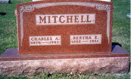 MITCHELL, BERTHA ELLEN - Madison County, Iowa | BERTHA ELLEN MITCHELL