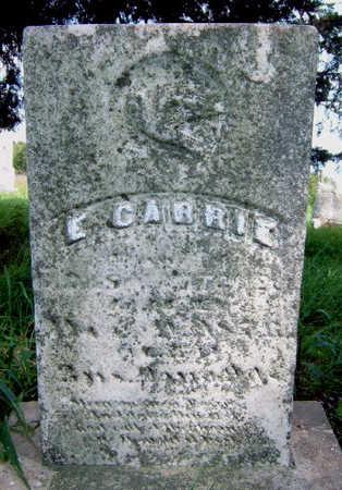 MITCHELL, E. CAROLINE