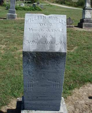 MOBLEY, WILLIAM - Madison County, Iowa | WILLIAM MOBLEY