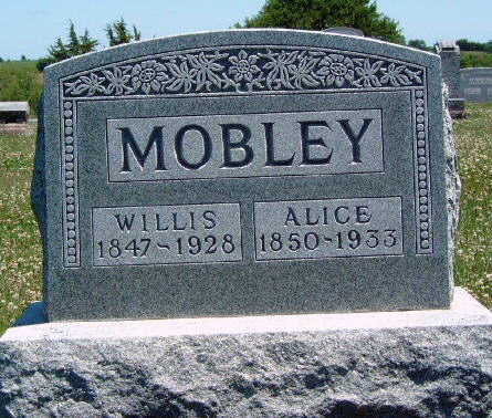 MOBLEY, EMILY ALICE - Madison County, Iowa | EMILY ALICE MOBLEY