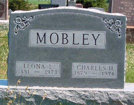 MOBLEY, CHARLES H. - Madison County, Iowa | CHARLES H. MOBLEY