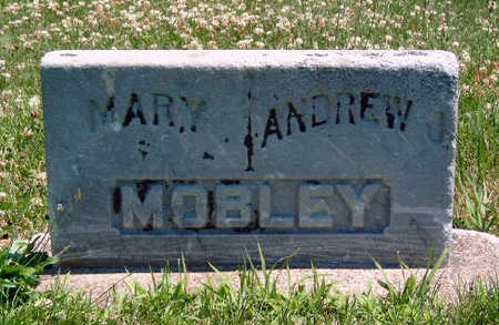 MOBLEY, MARY POLLY - Madison County, Iowa | MARY POLLY MOBLEY
