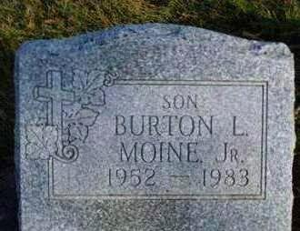 MOINE, BURTON LEROY, JR. - Madison County, Iowa | BURTON LEROY, JR. MOINE
