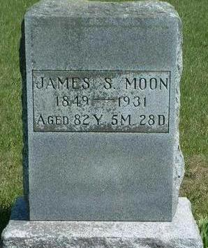 MOON, JAMES SAMUEL - Madison County, Iowa | JAMES SAMUEL MOON