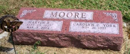 MOORE, CAROLYN CORA - Madison County, Iowa | CAROLYN CORA MOORE