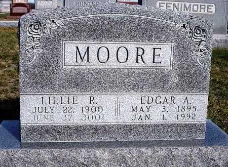 MOORE, EDGAR ALLEN - Madison County, Iowa | EDGAR ALLEN MOORE