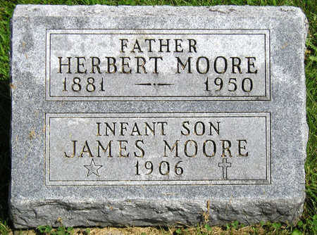 MOORE, HERBERT LEE - Madison County, Iowa | HERBERT LEE MOORE