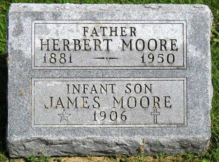 MOORE, JAMES - Madison County, Iowa   JAMES MOORE