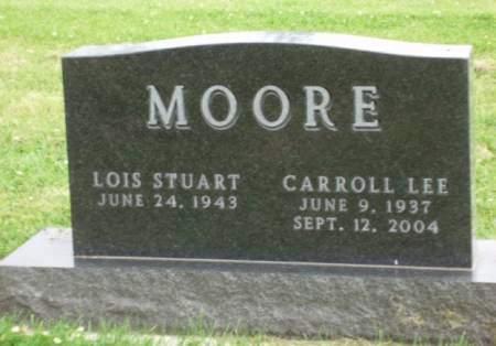 MOORE, CARROLL LEE - Madison County, Iowa | CARROLL LEE MOORE