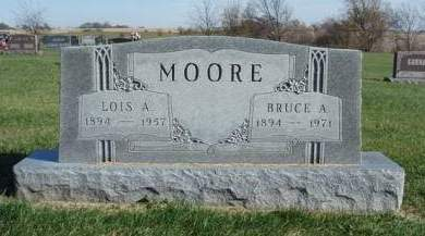 MOORE, BRUCE AUGUS - Madison County, Iowa | BRUCE AUGUS MOORE