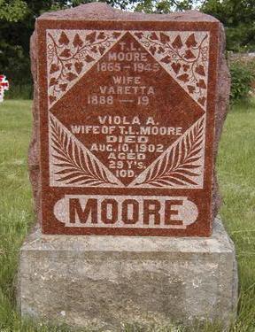 MOORE, THOMAS LINDSEY - Madison County, Iowa | THOMAS LINDSEY MOORE