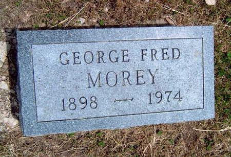 MOREY, GEORGE FRED - Madison County, Iowa | GEORGE FRED MOREY