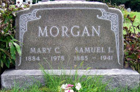 MORGAN, SAMUEL LAMBERT - Madison County, Iowa   SAMUEL LAMBERT MORGAN