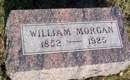 MORGAN, WILLIAM - Madison County, Iowa   WILLIAM MORGAN