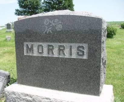 MORRIS, FAMILY HEADSTONE - Madison County, Iowa | FAMILY HEADSTONE MORRIS