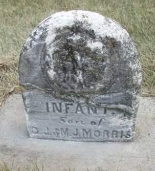 MORRIS, INFANT - Madison County, Iowa | INFANT MORRIS