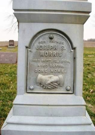 MORRIS, JOSEPH S. - Madison County, Iowa   JOSEPH S. MORRIS