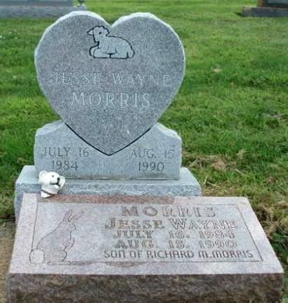 MORRIS, JESSE WAYNE - Madison County, Iowa | JESSE WAYNE MORRIS