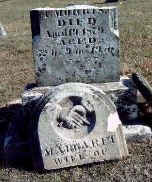 RUTTER MORRIS, MARGARET - Madison County, Iowa | MARGARET RUTTER MORRIS