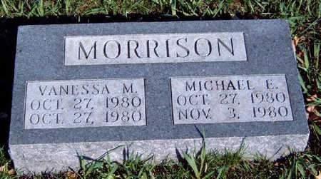 MORRISON, MICHAEL EUGENE - Madison County, Iowa | MICHAEL EUGENE MORRISON