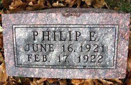 MORRISSEY, PHILIP EDMUND - Madison County, Iowa | PHILIP EDMUND MORRISSEY