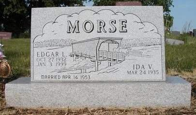 MORSE, EDGAR LEON - Madison County, Iowa | EDGAR LEON MORSE