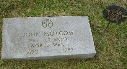 MOTCOW, JOHN - Madison County, Iowa | JOHN MOTCOW