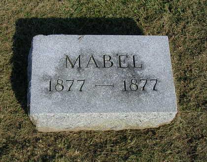 MULLINNIX, MABEL - Madison County, Iowa   MABEL MULLINNIX