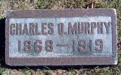 MURPHY, CHARLES O. - Madison County, Iowa | CHARLES O. MURPHY