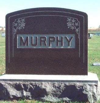 MURPHY, FAMILY STONE - Madison County, Iowa | FAMILY STONE MURPHY