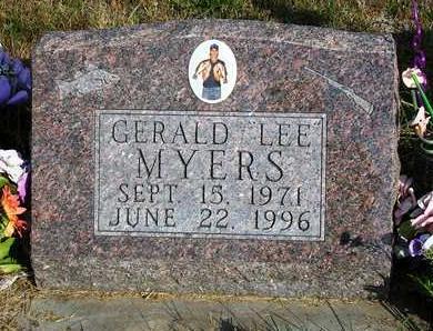 MYERS, GERALD LEE - Madison County, Iowa | GERALD LEE MYERS