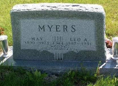 MYERS, MARY E.