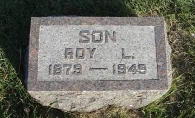 MYERS, ROY L. - Madison County, Iowa | ROY L. MYERS