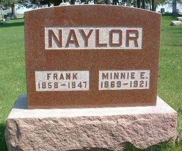 NAYLOR, MARY EDITH