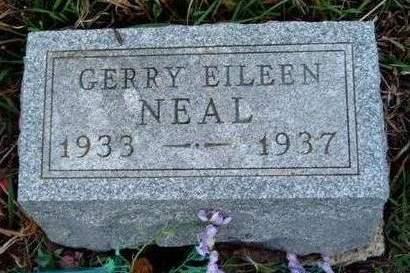 NEAL, GERRY EILEEN - Madison County, Iowa | GERRY EILEEN NEAL