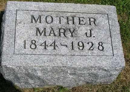 NEAL, MARY JANE - Madison County, Iowa | MARY JANE NEAL