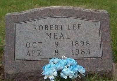 NEAL, ROBERT LEE, MAJOR - Madison County, Iowa | ROBERT LEE, MAJOR NEAL