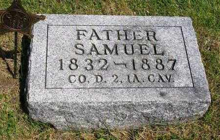 NEAL, SAMUEL - Madison County, Iowa   SAMUEL NEAL