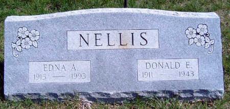 NELLIS, DONALD EDGAR - Madison County, Iowa | DONALD EDGAR NELLIS